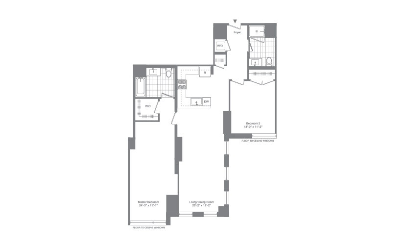 Available one two three bedroom apartments in hoboken - 2 bedroom apartments in hoboken nj ...